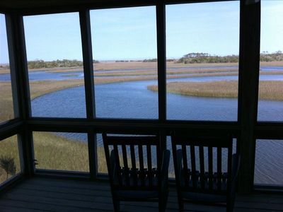 Photo for 'The View' - Rent the Most Spectacular View on Bald Head