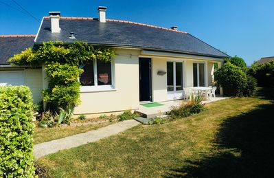Photo for Charming villa 4 people by the sea