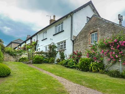 Photo for TOM'S HOUSE, character holiday cottage in Berrynarbor, Ref 921199