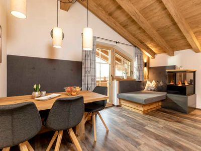 Photo for Apartment Alpbach - Chalet Waschkuchl