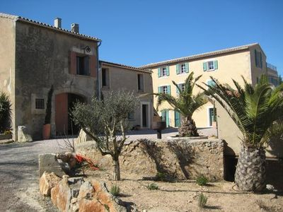 Photo for 1BR Apartment Vacation Rental in Fleury d'Aude, Languedoc-Roussillon
