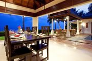 3017 - Beachfront luxury with Thai chef service and shared gym - Three Bedroom House, Sleeps 6