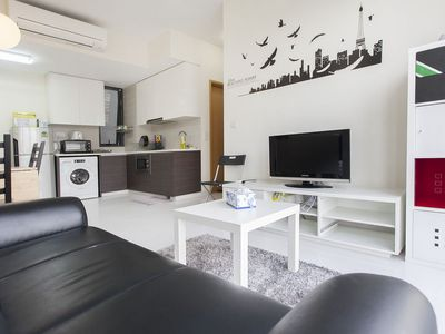 Photo for 2 Bedroom Luxury Stay City View (ZSM4)