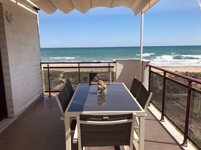 Photo for Apartment in beachfront