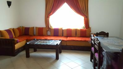 Photo for Lovely and spacious Berber apartment