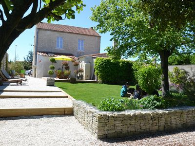 Photo for EXCLUSIVE character house, 6 people, near La Rochelle