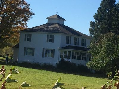 Photo for Beautiful Farmhouse on 80 Picturesque Acres