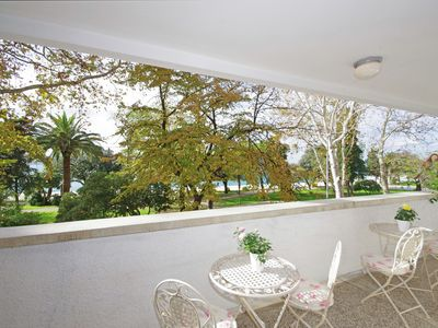 Photo for Modern Apartment in Zadar with Terrace