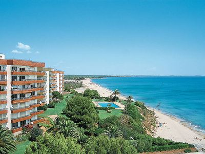 Photo for Apartment in Miami Playa, Costa Dorada - 4 persons, 1 bedroom