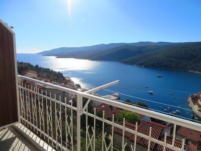 Photo for Apartment in Rabac (Labin), Kamelia, capacity 4 + 1