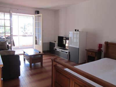 Photo for Grand T1 small sea view 43m2
