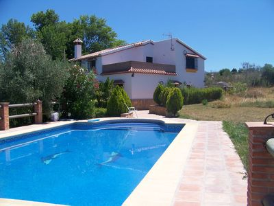 Photo for Cottage Villa Carlos (Ronda-Malaga)