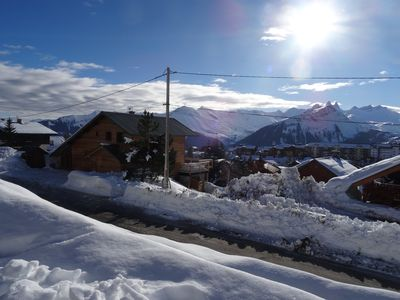 Photo for To rent by the week Apartment in chalet LA TOUSSUIRE
