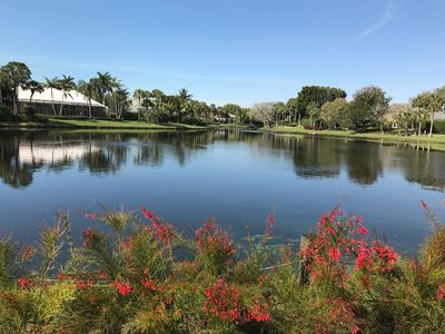 Photo for LUXURY PELICAN BAY CONDO, RENOVATED, WITH LAKE VIEW!