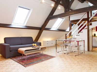 Photo for CHARMING APARTMENT IN THE HEART OF THE 2ND - NEAR THE MONTORGUEIL STREET