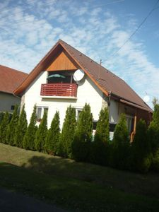 Photo for House Balatonmáriafürdõ for 4 - 6 people with 3 bedrooms - Holiday home
