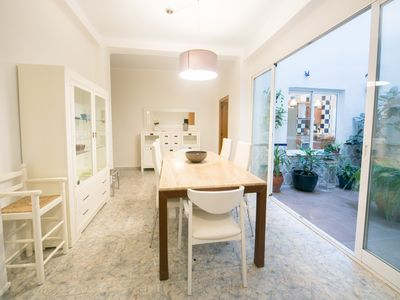 Photo for CISNEROS FLAT- Charming flat-patio and terrace at serrano towers