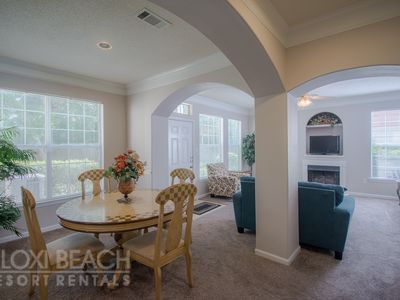 Photo for Double Car Garage Villa w/ WiFi, Hot Tub, Fitness Center & Resort Pool Access