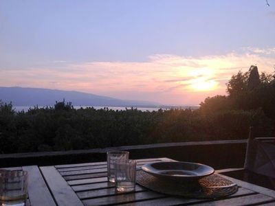 Photo for Magnificent villa with panorama on Argentario bay