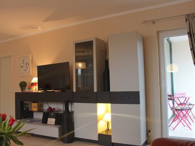 Photo for Spacious and stylish apartment in the district of Sankt Peter-Ording Bad incl. WIRELESS INTERNET ACCESS
