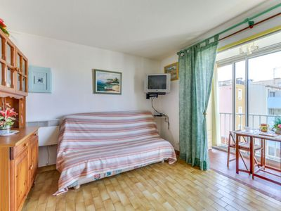 Photo for Apartment Plein Soleil in Cap d'Agde - 4 persons, 1 bedrooms