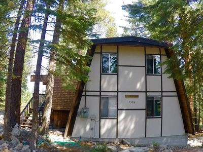 Photo for Cabin Style Bungalow in Beautiful Agate Bay 3bd/2ba