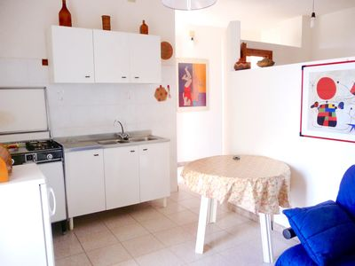 Photo for Porto Ottiolu (Sardinia), comfortable one bedroom apartment 500 meters from the beach