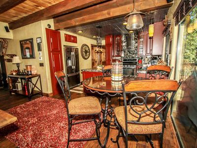 Photo for House in the center of Big Bear Lake with Parking, Internet (983551)
