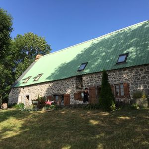 Photo for Country house in Auvergne, 200m2, 6/8 adults, 12 people maximum