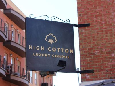 Photo for High Cotton Condo on the Square