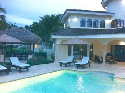 Photo for Luxury 5 Bedroom, 3 Bath Villa with Private Pool and Maid Service
