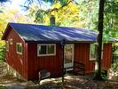 1BR Cabin Vacation Rental in Harshaw, Wisconsin