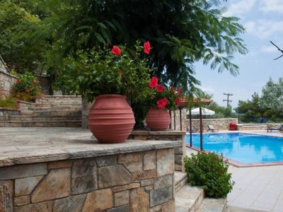 Photo for Holiday house Alonnisos for 4 - 6 persons with 3 bedrooms - Holiday house