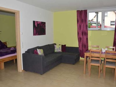 Photo for Apartment I, 55 sqm for max. 8. Persons - Apartments Am Brunnen