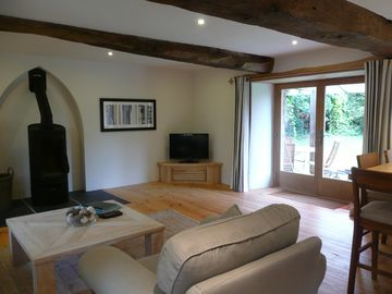 La Binellerie 'stunning' self-catering farmhouse accommodation,  -  La Binellerie 'Garden gite '