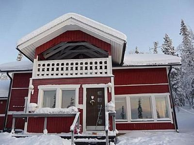 Photo for Vacation home Pallaksen valkkorinne in Enontekiö - 10 persons, 4 bedrooms