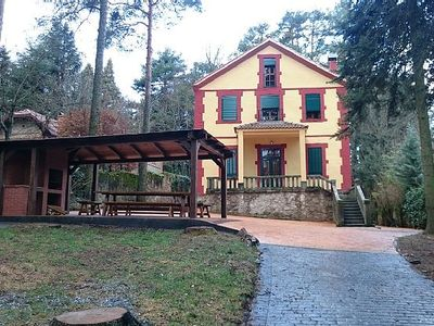 Photo for Rural house (full rental) Sitio de mi Recreo II for groups of 22 people