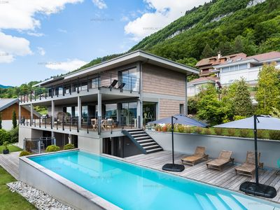 Photo for Talloires - Wonderful Villa : Hymera