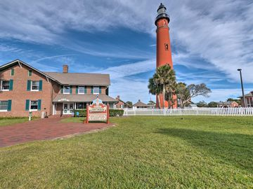 Ponce de Leon Lighthouse and Museum, Ponce Inlet, FL, USA