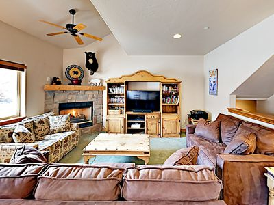 Photo for New Listing! Spacious Townhouse w/ Private Hot Tub — Near Ski Resort!