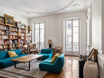 Photo for Amazing flat for 7p close to Montmartre