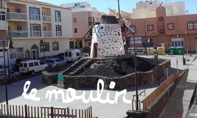 "Photo for Apartment in Corralejo ""Le Moulin"""