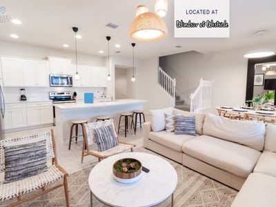 Photo for Vibrant townhome near Disney w/ private pool