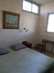 Photo for A small cozy ground level apartment in the negev desert