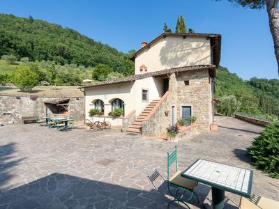Photo for Country House / Farm House in Dicomano with 6 bedrooms sleeps 12
