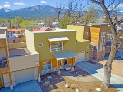 Photo for Incredible Views and stunning Patio - Fun & Cozy townhome Close to downtown.