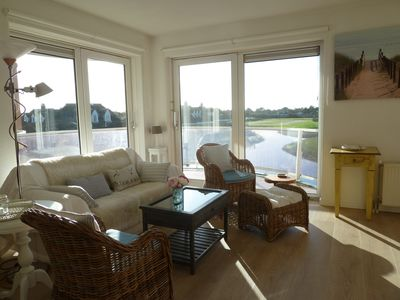 Photo for Comfortable, quiet apartment, directly behind the dunes, about 350 meters to the sea