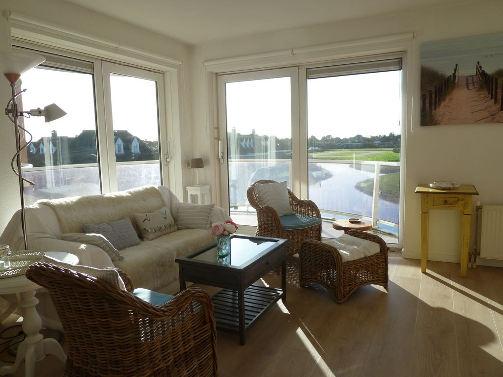 Comfortable Quiet Apartment Directly Behind The Dunes About 350 Meters To Sea
