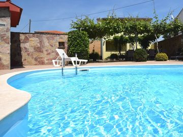 Charming Villa 800m From The Sea With Private Pool And Bbq Parking Wifi