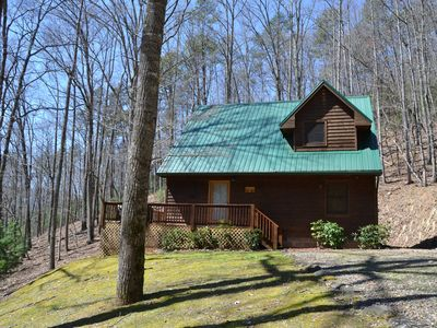 Photo for 2BR Cabin Vacation Rental in Franklin, North Carolina